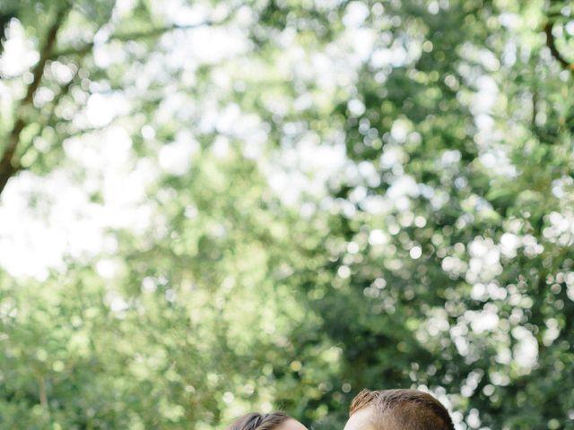 Le mariage de Christopher et Marine à Plouguenast, Côtes d'Armor 23