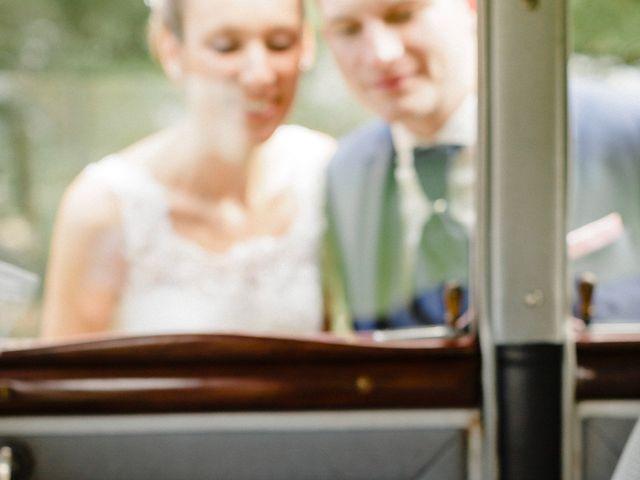 Le mariage de Christopher et Marine à Plouguenast, Côtes d'Armor 27