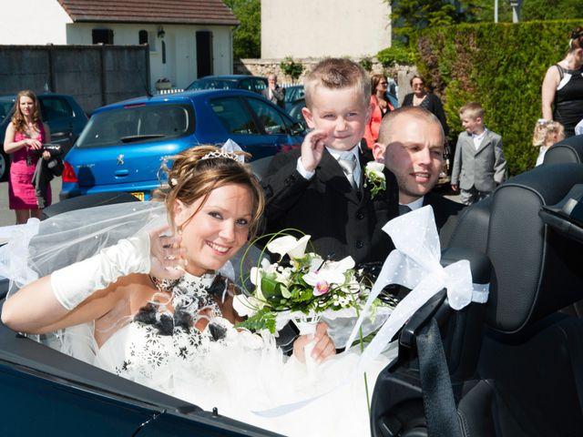 Le mariage de Cédric et Camille à Longueil-Annel, Oise 31