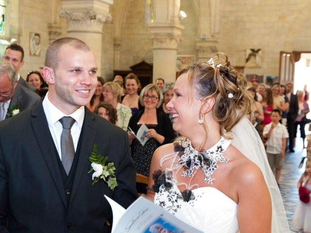 Le mariage de Cédric et Camille à Longueil-Annel, Oise 36