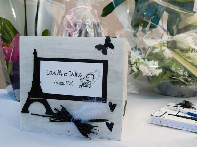 Le mariage de Cédric et Camille à Longueil-Annel, Oise 47
