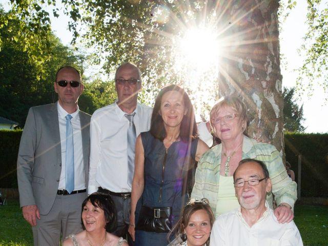 Le mariage de Cédric et Camille à Longueil-Annel, Oise 83