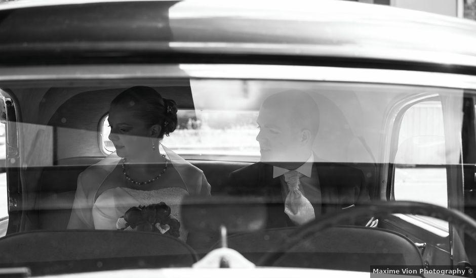 Le mariage de Fabien et Marion à Saran, Loiret