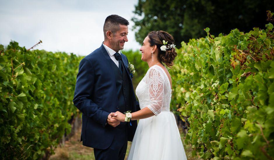 Le mariage de Lionel et Karine à Langon, Gironde