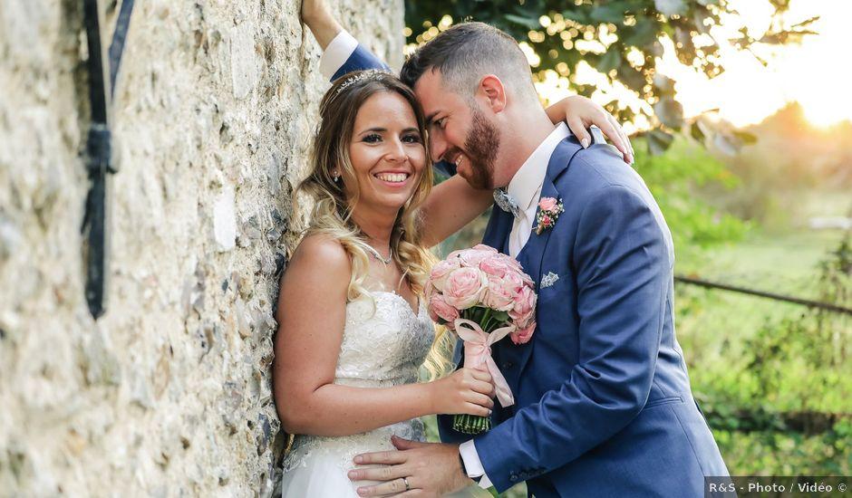 Le mariage de Steven et Justine à Bazoches-sur-Guyonne, Yvelines