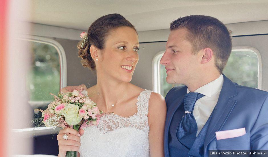 Le mariage de Christopher et Marine à Plouguenast, Côtes d'Armor