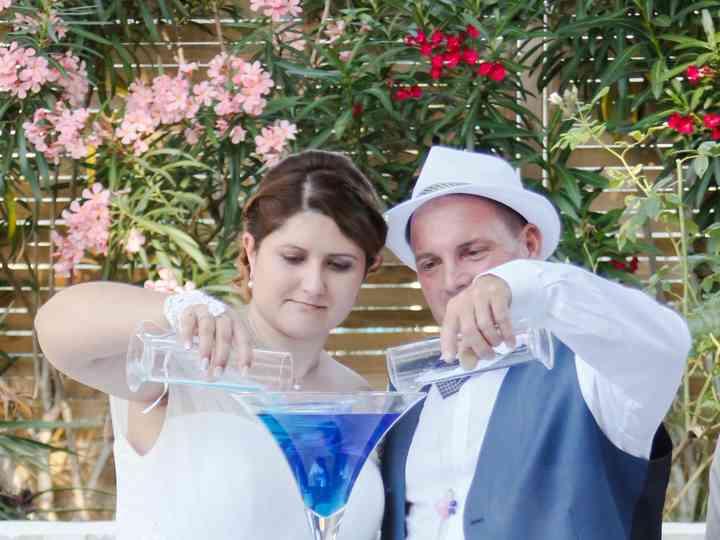 Le mariage de Laetitia et Philippe