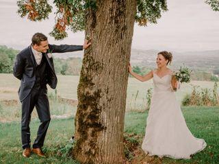Le mariage de Rachel et Cedric 1