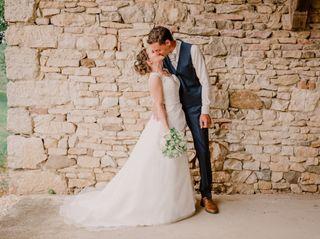 Le mariage de Rachel et Cedric