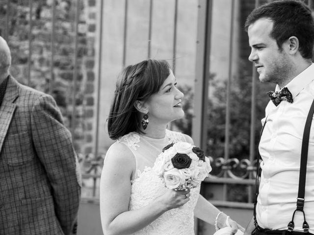 Le mariage de Geoffrey et Cynthia à Cattenières, Nord 8