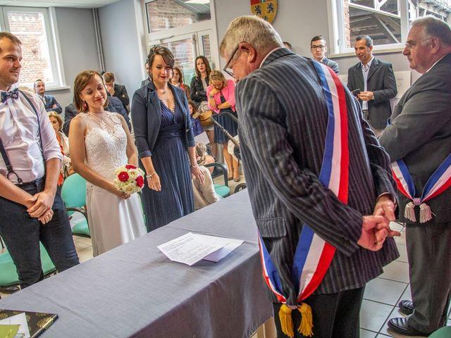 Le mariage de Geoffrey et Cynthia à Cattenières, Nord 21