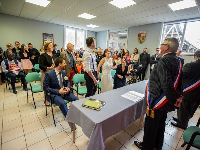Le mariage de Geoffrey et Cynthia à Cattenières, Nord 22