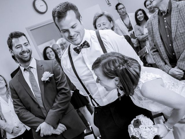 Le mariage de Geoffrey et Cynthia à Cattenières, Nord 24