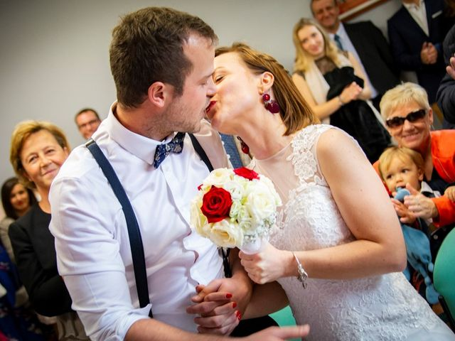 Le mariage de Cynthia et Geoffrey