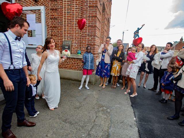 Le mariage de Geoffrey et Cynthia à Cattenières, Nord 33