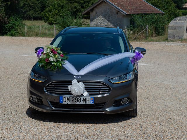 Le mariage de Mickaël et Bérengère à Marsas, Gironde 1
