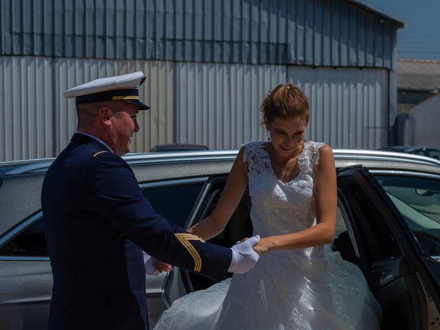 Le mariage de Mickaël et Bérengère à Marsas, Gironde 4