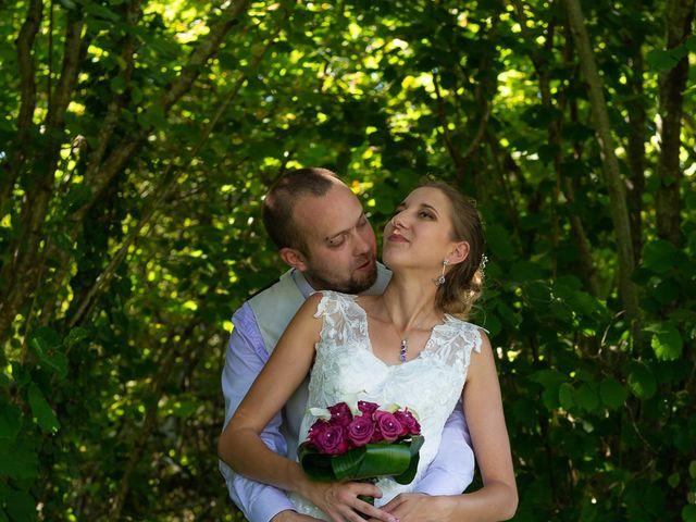 Le mariage de Mickaël et Bérengère à Marsas, Gironde 11