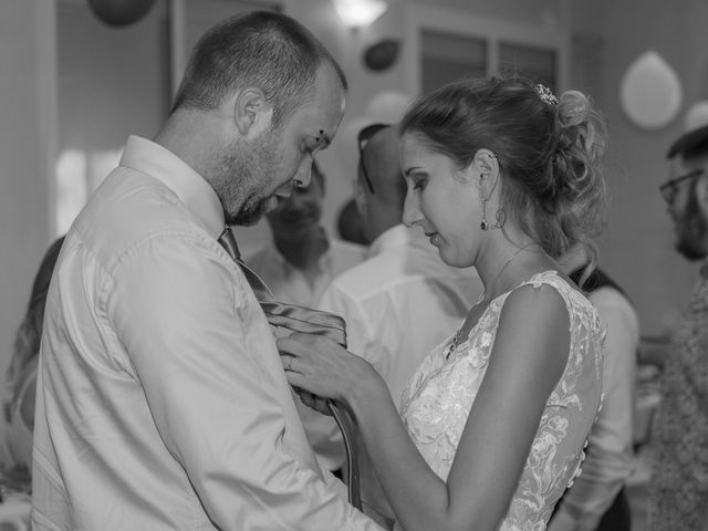 Le mariage de Mickaël et Bérengère à Marsas, Gironde 27