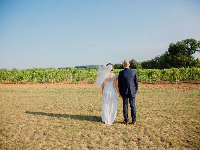 Le mariage de Tony et Samantha à Condom, Gers 9