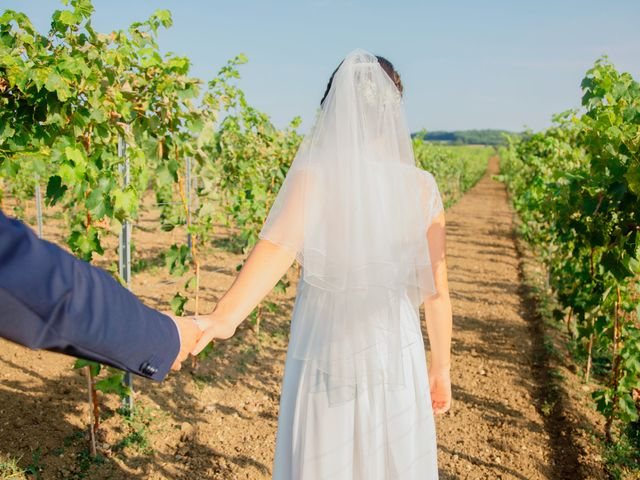 Le mariage de Tony et Samantha à Condom, Gers 13