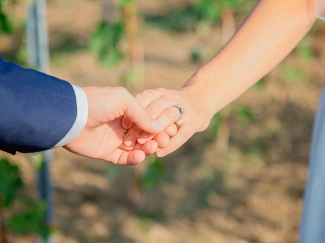 Le mariage de Tony et Samantha à Condom, Gers 14