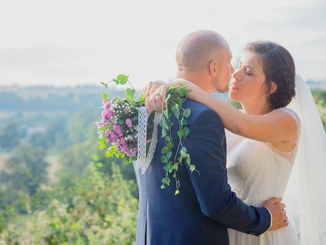 Le mariage de Tony et Samantha à Condom, Gers 21