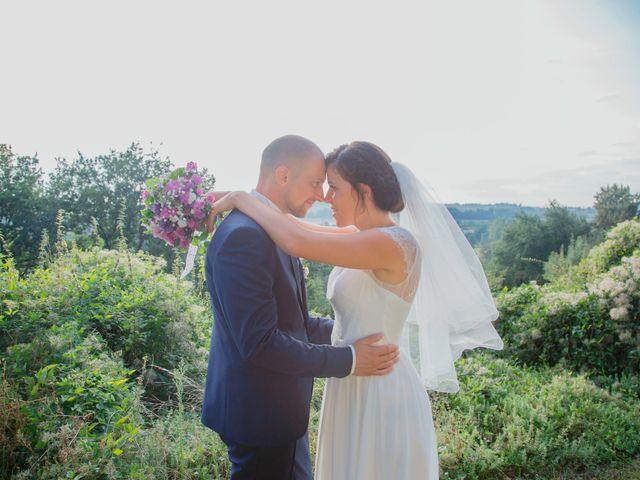 Le mariage de Tony et Samantha à Condom, Gers 23