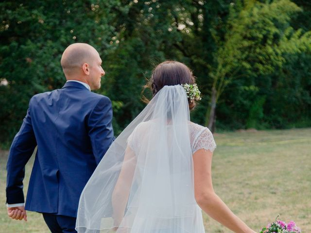 Le mariage de Tony et Samantha à Condom, Gers 25