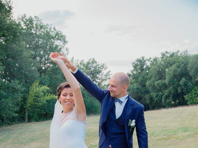 Le mariage de Tony et Samantha à Condom, Gers 26