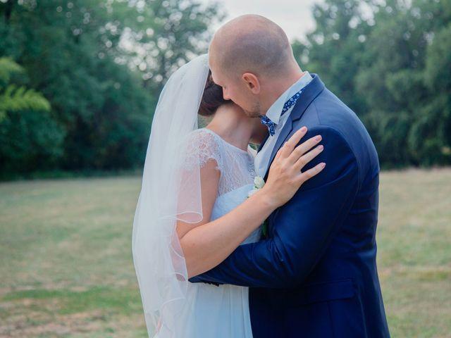 Le mariage de Tony et Samantha à Condom, Gers 27