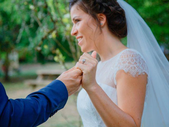 Le mariage de Tony et Samantha à Condom, Gers 28
