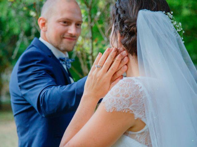 Le mariage de Tony et Samantha à Condom, Gers 29