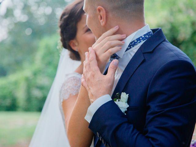 Le mariage de Samantha et Tony