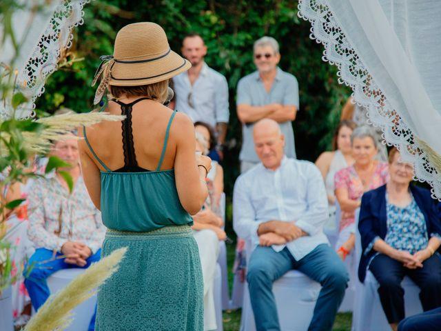 Le mariage de Tony et Samantha à Condom, Gers 33