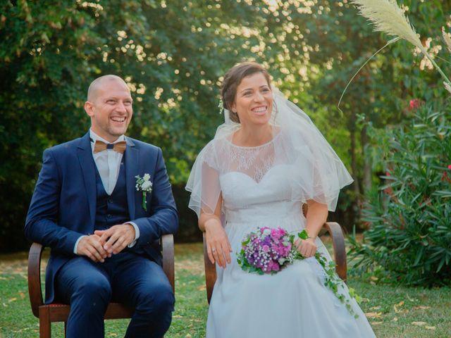 Le mariage de Tony et Samantha à Condom, Gers 35