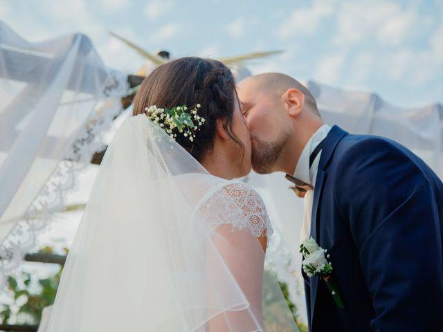 Le mariage de Tony et Samantha à Condom, Gers 37