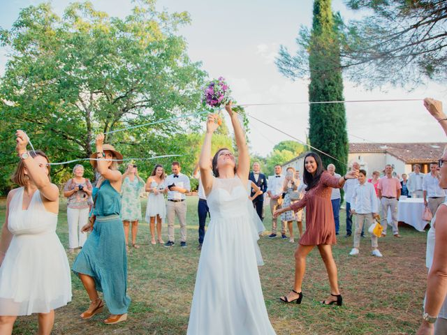 Le mariage de Tony et Samantha à Condom, Gers 40
