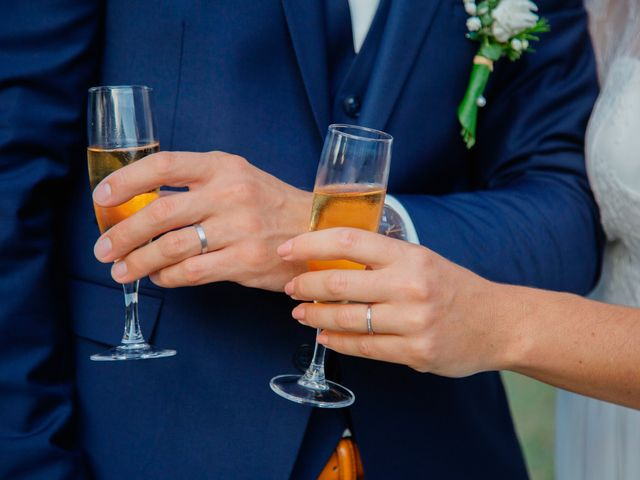 Le mariage de Tony et Samantha à Condom, Gers 41