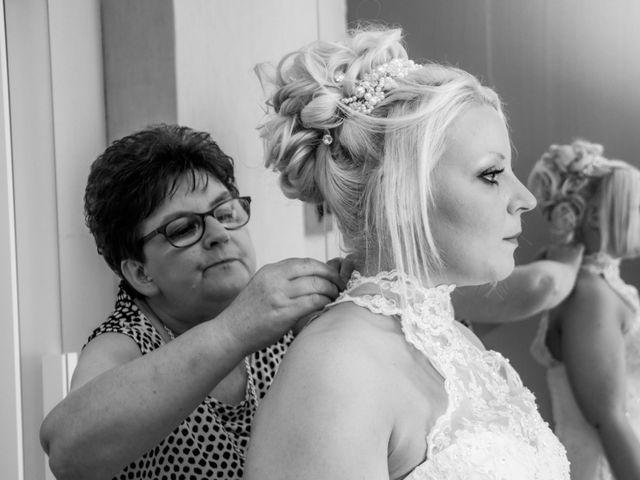 Le mariage de David et Elodie à Boussois, Nord 6