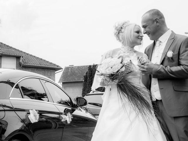 Le mariage de David et Elodie à Boussois, Nord 18