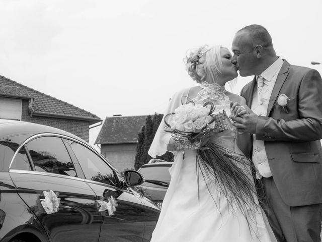 Le mariage de David et Elodie à Boussois, Nord 19