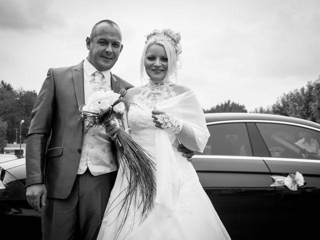 Le mariage de David et Elodie à Boussois, Nord 26
