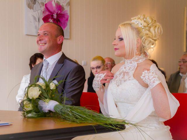 Le mariage de David et Elodie à Boussois, Nord 30