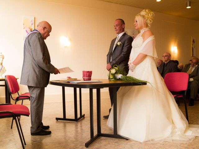 Le mariage de David et Elodie à Boussois, Nord 31