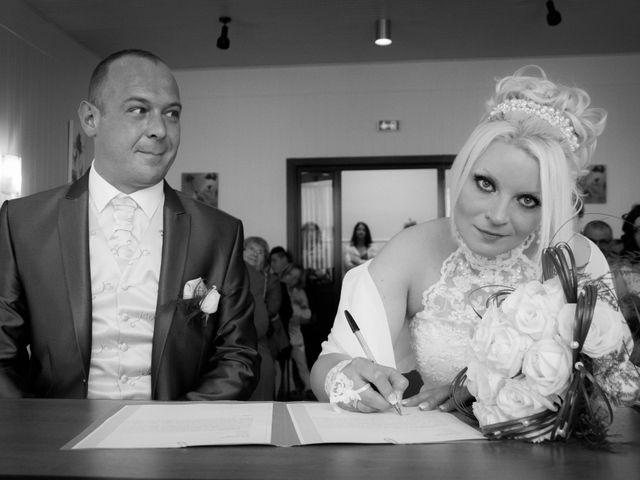 Le mariage de David et Elodie à Boussois, Nord 2