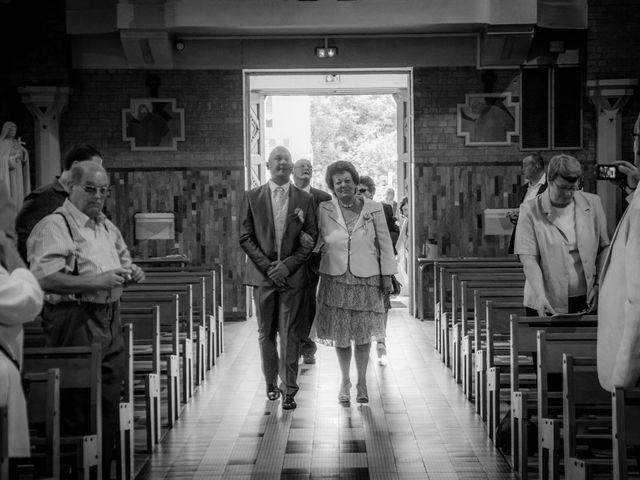 Le mariage de David et Elodie à Boussois, Nord 35