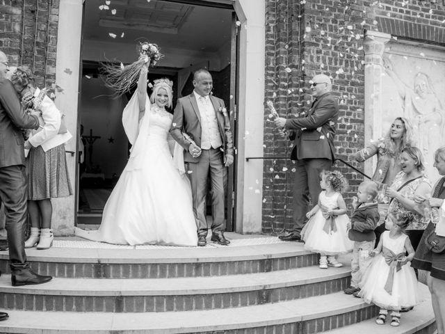 Le mariage de David et Elodie à Boussois, Nord 43