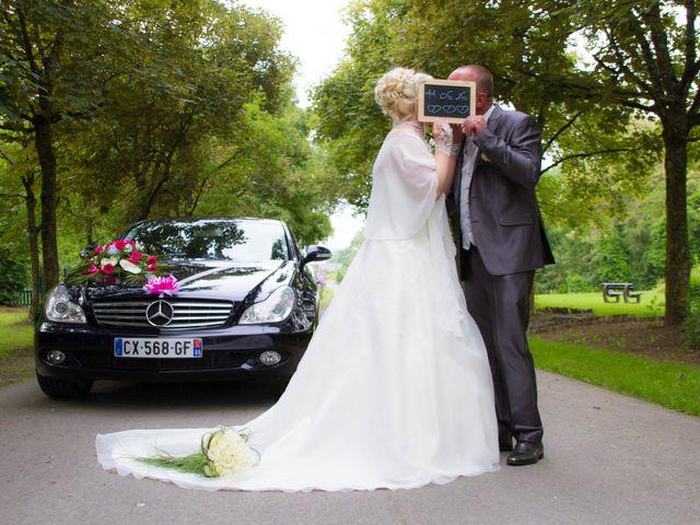 Le mariage de David et Elodie à Boussois, Nord 44