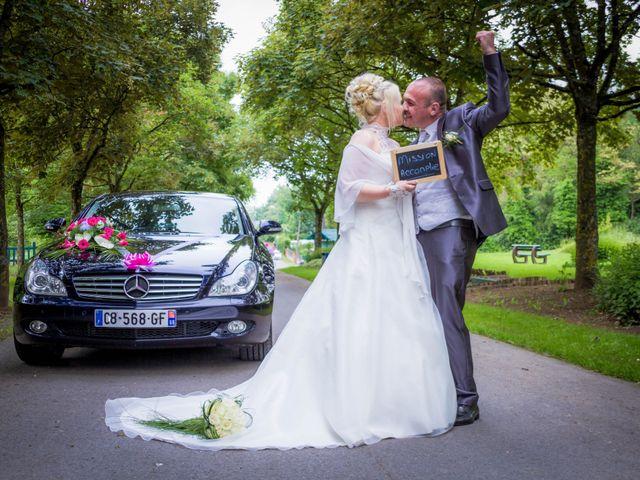 Le mariage de David et Elodie à Boussois, Nord 45